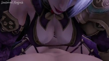 IvyValentine give a lucky nerd a fuck reward for winning hasSound suit ver2