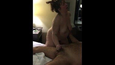 Liz - busy cumming and being stretched during gang bang