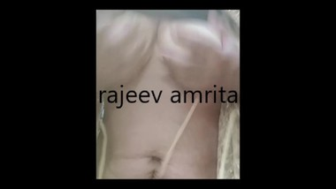 sexy wife amrita fuck from behind