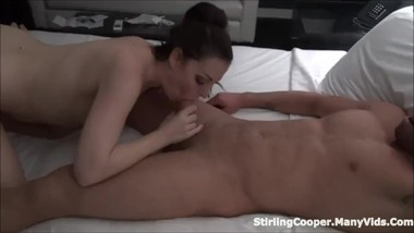 Sovereign Syre Gets a Creampie during AVN
