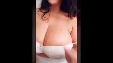 My Big Tit Aunt Sends me Videos to Jerk off to